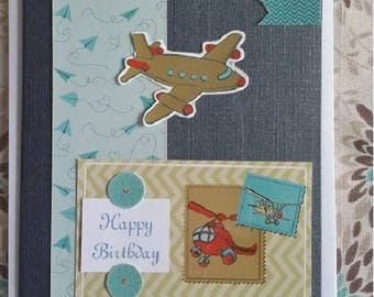 BIRTHDAY boy - Happy birthday greeting card