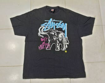 Stussy big and mighty