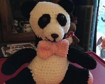 Panda Bear (Crafts by Grammy)