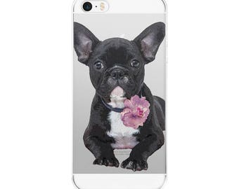 Phone Case / iPhone Case / Cute iPhone Case / iPhone X / iPhone 8 / iPhone 7 / 8 Plus / 7 Plus / French Bulldog / Christmas Gift / Frenchie