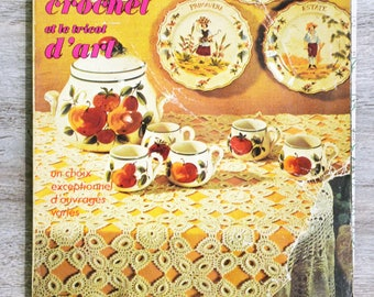 Book crochet and knitting art - related Collection 5
