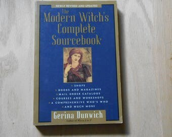 Modern witches complete source book