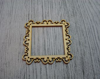Frame 1521 embellishment wooden creations