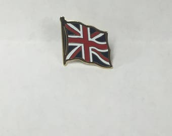 United Kingdom Flag Pin