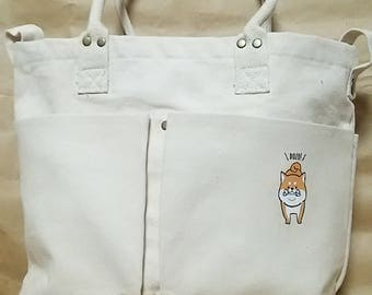 Multi-pocket Toe back
