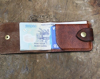 Mens Leather Wallet, mens gift, leather wallet, mens wallet, Leather Wallet for men, gift for men, gifts for him, mens gift, slim wallet
