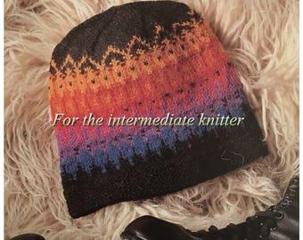 PDF Knit Bohus Hat