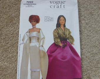 Vogue pattern 7222 Vogue Craft