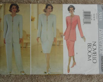 1994 Butterick fast & Easy 3313 Size 14-16-18