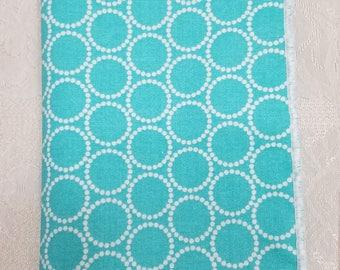 Set of 6 Cloth Napkins/Dinner Napkins/Blue Napkins/Table Linens/Dining Room Decor/Eco-Friendly Napkins/Re-Usable Napkins/Kitchen Decor