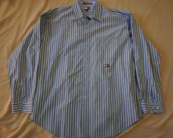 Vintage 90's Tommy Hilfiger Shirt
