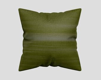 Olive Green Pillow Case