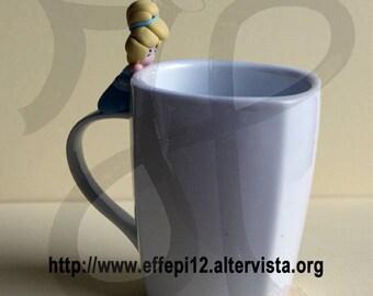 "Cup for breakfast ""Cinderella"""