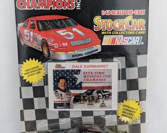 Dale Earnhart Race Car,  Racing Collections