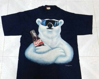 Vintage coca-cola shirt