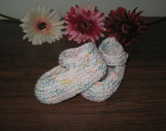 colorful newborn baby shoes, acrylic baby shoes, baby girl ballireena