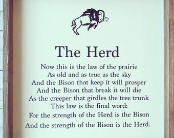 The Herd Sign