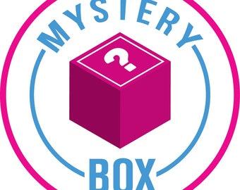 Mini Mystery Slime Box!!!