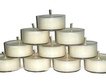 Apple Harvest, Vegan Natural Soy Scented Tea lights , Pick your size Box Tea Lights, Tea Lights,  Home Decor