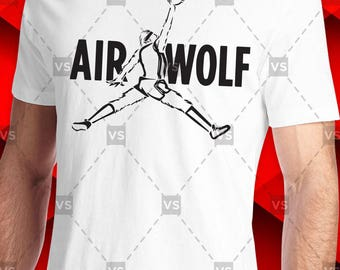 Air Wolf Digital Svg png, EPS, PDF, AI, gift, holiday, Adidas, Reindeer, silhouette, clipart, vector, instant download