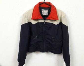 Vintage Skimmer Ski Jacket Made in France