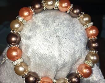 Handmade in the Hebrides bracelets
