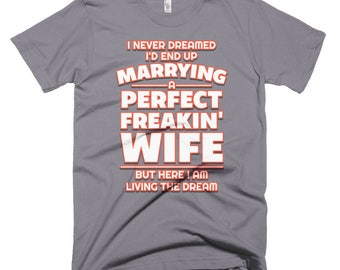 Perfect Wife Short-Sleeve T-Shirt