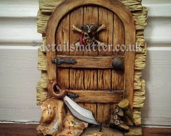 Limited Edition Pirate Fairy Door