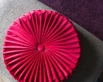 """Floor pillow cushion for sitting 