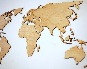 World map etsy gumiabroncs Gallery