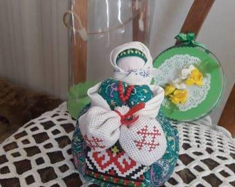 Ukrainian folk doll