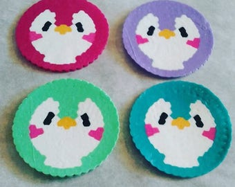 Penguin Coaster Set of 4