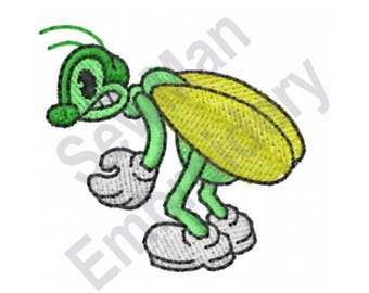 Insect - Machine Embroidery Design, Bug