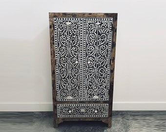 MOTHER OF PEARL Armoire / Wardrobe / Closet