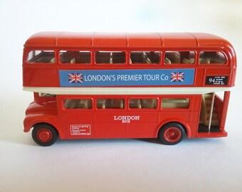 scale bus London Double Decker