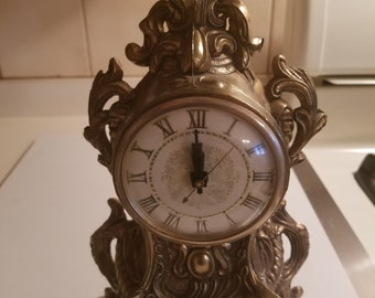 Vintage clock by lanshire.