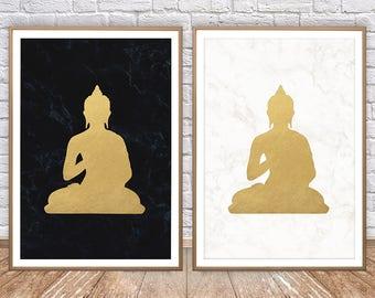 Buddhist Art • Buddha Wall Art Buddhist Decor Buddha Art Meditation Poster Buddha Print Meditation Decor Buddha Poster Buddhism Art Zen Art