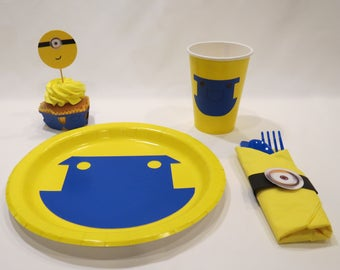 Minions Party Supplies - Kit #2 C