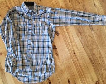 Vintage Rockmount Ranchwear Men's Western Shirt