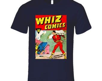 Whiz Comics #2 T Shirt