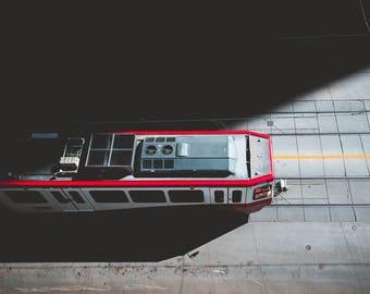Calgary Transit Car