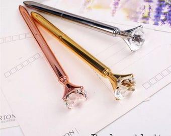 Diamond Ballpoint Pen