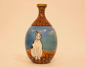"Pet Urn ""Cat"""