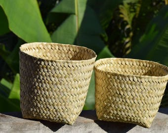 Handmade multipurpose decorative canisters