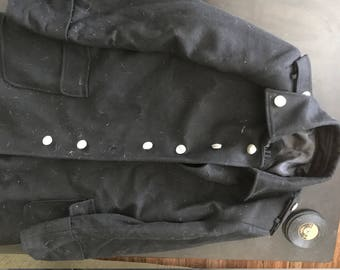 Long Gothic Overcoat