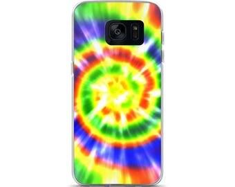 Tie Dye Samsung Case
