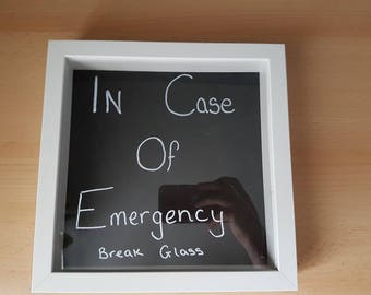 In Case of Emergency Frame