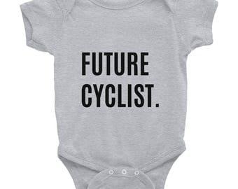 Future Cyclist - Infant Bodysuit