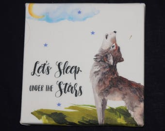 Under The Stars Wall Hanging