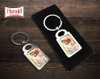 Baby Photo Key chains, Sublimation Key chains
